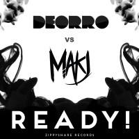 Purchase Deorro Vs Makj - Ready! (CDS)