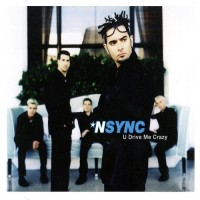 Album or cover nsync celebrity release