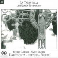 Purchase L'arpeggiata - La Tarantella - Antidotum Tarantulae