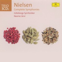 Purchase Goteborg Symfoniker - Carl Nielsen: Complete Symphonies (With Neeme Jarvi) CD3