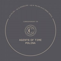 Purchase Agents Of Time - Polina (CDS)