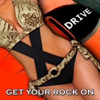 Purchase X-Drive - Get Your Rock On
