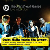 Purchase The Brand New Heavies - Live In London CD1