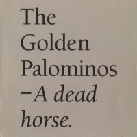 Purchase The Golden Palominos - A Dead Horse