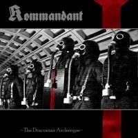 Purchase Kommandant - The Draconian Archetype