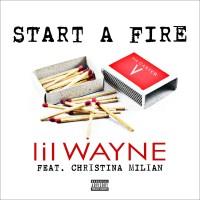 Purchase Lil Wayne - Start A Fire (CDS)