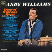 Purchase Andy Williams - Original Album Collection Vol. 1: Days Of Wine And Roses (And Other Tv Requests) CD4