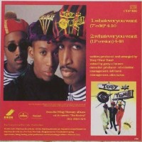 Purchase Tony! Toni! Tone! - Whatever You Want (CDS)