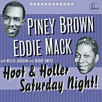 Purchase Piney Brown & Eddie Mack - Hoot & Holler Saturday Night