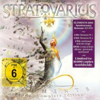 Purchase Stratovarius - Elements Pt. 1 & 2 - Complete Edition CD3
