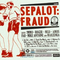 Purchase Sepalot - Nine Rounds of Heavy Weight AC-DC Cover (With Mike Antoine)