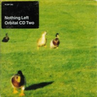 Purchase Orbital - Nothing Left CD2