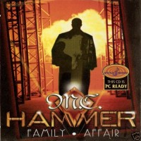 Purchase MC Hammer - Family Affair CD1