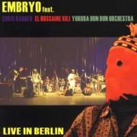 Purchase Embryo - Live In Berlin: Jazzbühne