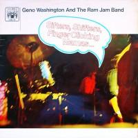 Purchase Geno Washington & the Ram Jam Band - Sifters, Shifters, Finger Clicking Mamas (Vinyl)
