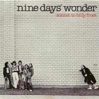 Purchase Nine Days Wonder - We Never Lost Control-Sonnet To Billy Frost
