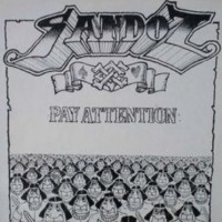 Purchase Sandoz - Pay Attention (Vinyl)