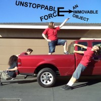 Purchase Unstoppable Force - An Immovable Object