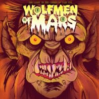 Purchase Wolfmen Of Mars - The Light In The Corner Of Your Eye