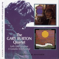 Purchase The Gary Burton Quartet - A Genuine Tong Funeral (Vinyl)