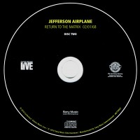 Purchase Jefferson Airplane - Return To The Matrix (Remastered 2010) (Live) CD1