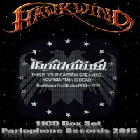 Purchase Hawkwind - This Is Your Captain Speaking...Your Captain Is Dead CD4