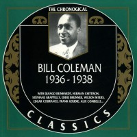 Purchase Bill Coleman - 1936-1938 (Chronological Classics)