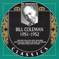Purchase Bill Coleman - 1951-1952 (Chronological Classics)