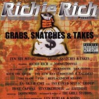 Purchase Richie Rich - Richie Rich Presents Grabs, Snatches & Takes