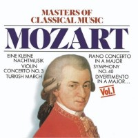 Purchase Wolfgang Amadeus Mozart - Masters Of Classical Music (Vol. 1)