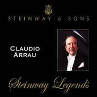Purchase Claudio Arrau - Steinway Legends CD1