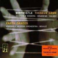 Purchase Harrison Birtwistle - Theseus Games / Earth Dances