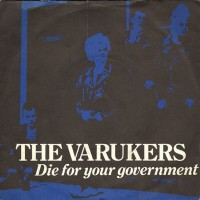 Purchase The Varukers - Die For Your Government (VLS)