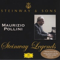 Purchase Maurizio Pollini - Steinway Legends CD1