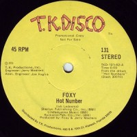 Purchase Foxy - Hot Number (VLS)