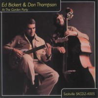 Purchase Ed Bickert & Don Thompson - At The Garden Party (Vinyl)