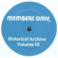 Purchase Chantal Curtis & The Broads - Members Only: Historical Archives, Vol. 10 (VLS)