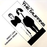 Purchase Martha And The Muffins - Insect Love (VLS)
