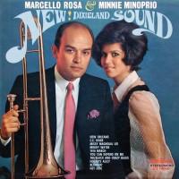 Purchase Marcello Rosa & Minnie Minoprio - New! Dixieland Sound (Vinyl)