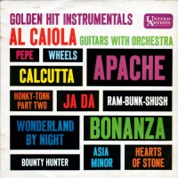 Purchase Al Caiola - Golden Hit Instrumentals (Vinyl)