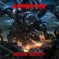 Purchase Annihilator - Suicide Society (Deluxe Edition) CD1