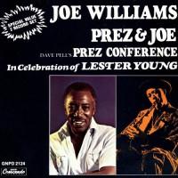 Purchase Joe Williams - Prez & Joe (With Dave Pell's Prez Conference) (Vinyl)