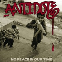 Purchase Antidote - No Peace In Our Time