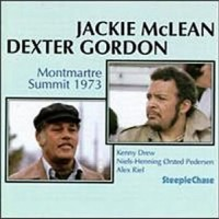 Purchase Jackie McLean - Montmartre Summit (With Dexter Gordon) (Vinyl) CD2