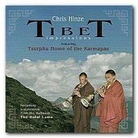 Purchase Chris Hinze - Tibet Impressions