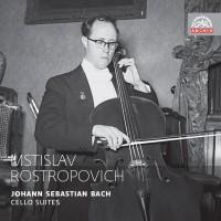 Purchase Mstislav Rostropovich - J.S.Bach - Cello Suites (Live 1955) CD1