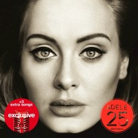 Purchase Adele - 25 (Target Exclusive Deluxe Edition)