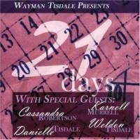 Purchase Wayman Tisdale - Presents 21 Days