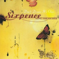 Purchase sixpence none the richer - Don't Dream It's Over (CDS)