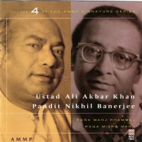 Purchase Ali Akbar Khan - Signature Series Vol. 4 (With Nikhil Banerjee)